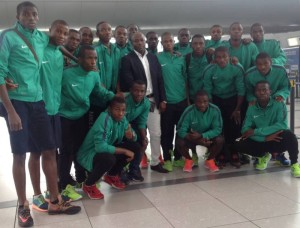 Fresh Fulfiĺls N1m Promise To Eaglets; Pledges N2m For Title Win