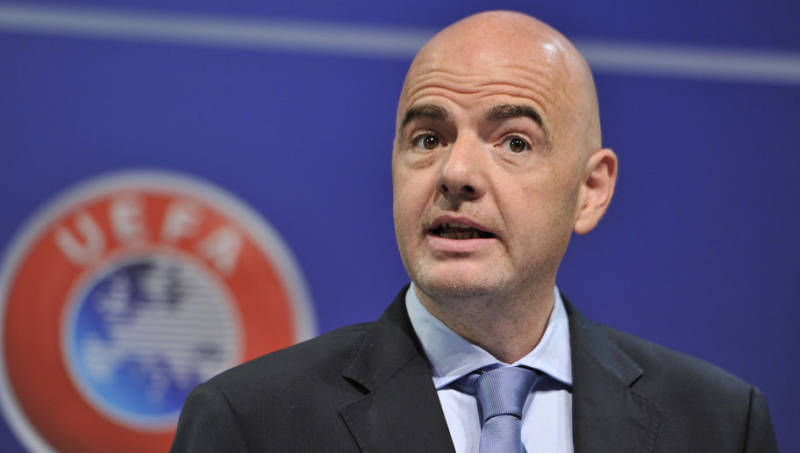 FIFA President Infantino to Attend FIFA Executive Summit in Lagos