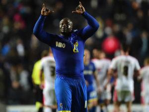 Nigerian Striker Akinfenwa Nominated For PFA Player of The Year Award