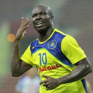 Nwakaeme Happy To net Fourth goal in Israel