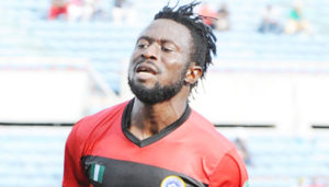 Lobi Stars' Anthony Okpotu on trial at Bondby