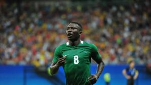 Etebo To Work With New Coach As Stoke City Sack Rowett