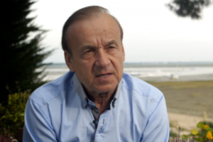 Gernot Rohr: No big player in Super Eagles