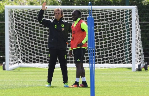 Conte Reveals how important Moses is his squad