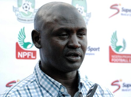 Dogo wants NPFL title with Nasarawa Utd