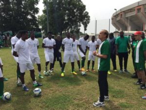 Rohr Hands Udoh Late Invitation For Eagles Games Vs Seychelles, Egypt