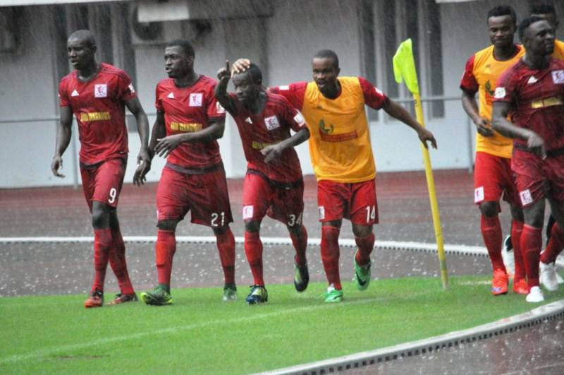 NPFL UPDATE: Abia Warriors Thump Rangers 4-0 In Derby To Complete Double