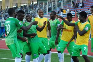 NPFL Review: Nasarawa United  Clinch top position After thrashing Dakkada United