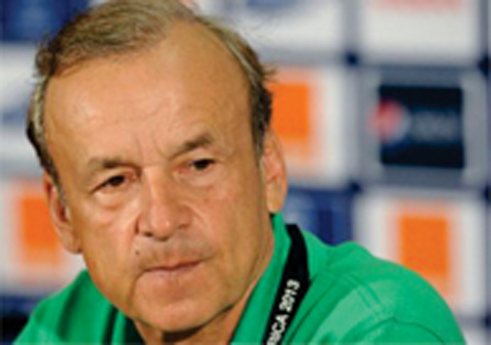 Match against Croatia the toughest for Eagles :Rohr