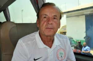 Gernot Rohr: I won't experiment with Seychelles match