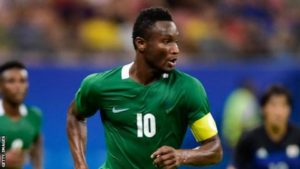 Mikel Out, Kelechi Nwakali In Super Eagles Squad For AFCON Qualifiers Against Seychelles
