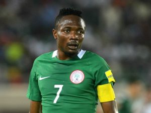 Eagles skipper Ahmed Musa to build school in Plateau