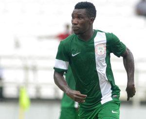 Super Eagles star Ifeanyi Matthew joins Turkish club Osmanlispor on loan