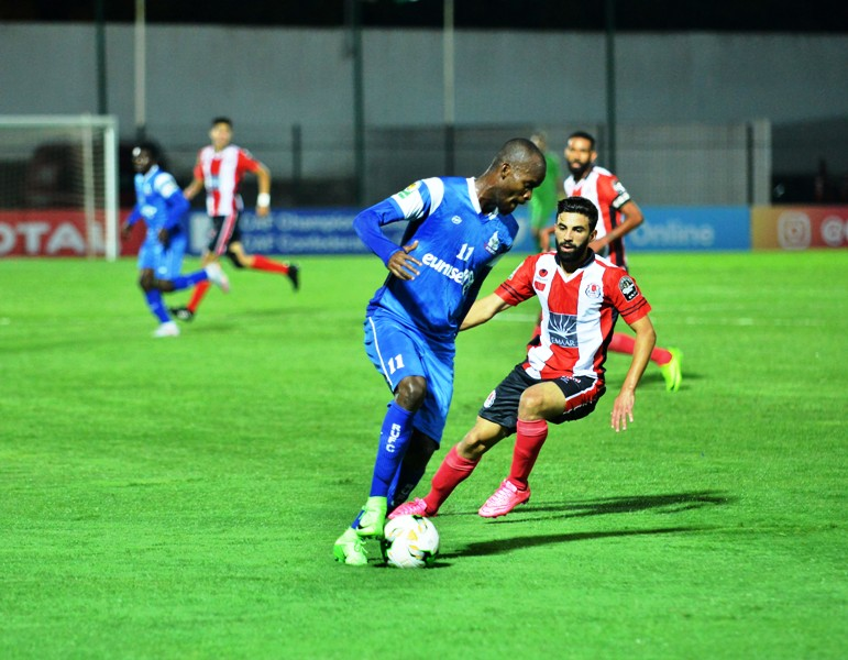 Rivers Utd crash Out of CAF Confederation cup