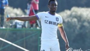 Mikel Stars As Tianjin Teda Edge Ighalo's Changchun Yatai in the CSL