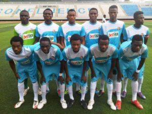 NPFL: Remo Stars back To Sagamu after three-match ban