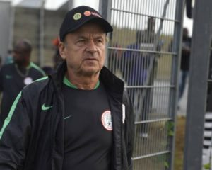 Rohr: Why I Invited Ighalo; Thoughts On Onyekuru, Collins For Super Eagles – Libya Clashes