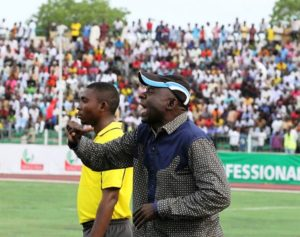 Ibrahim Musa believes Akwa United reign at the top is temporal