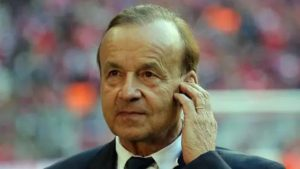 2020 will be tough for Super Eagles: Rohr