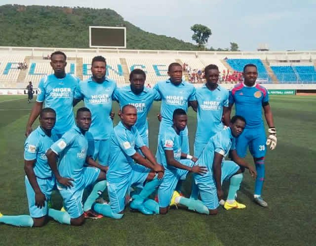 Niger Tornadoes sack coaches ahead of new Season
