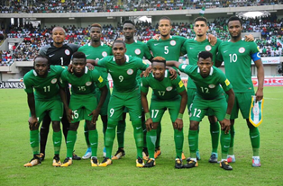 Super Eagles World Cup Kits To Go Public