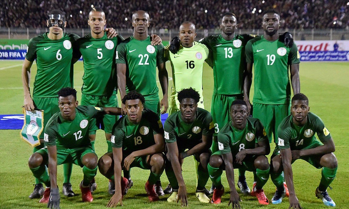 Nigeria 20th Most Expensive Squad At 2018 World Cup, Valued At N38.5 Billion Without Moses