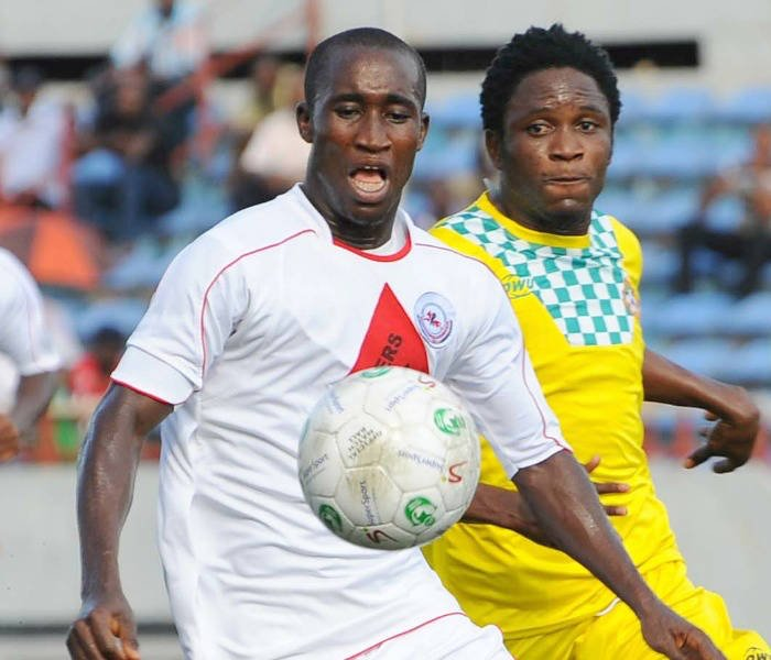 Enugu Rangers' Godwin Aguda closes in on Rivers United transfer