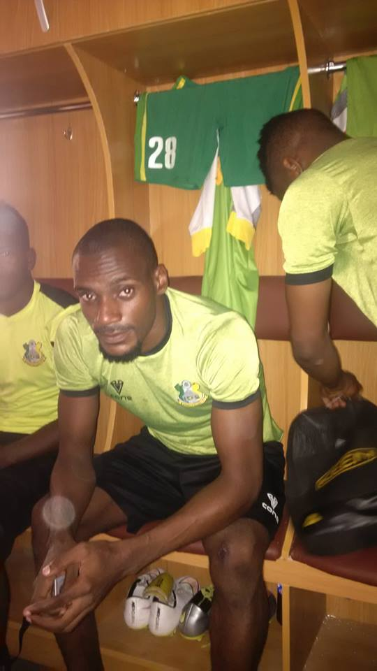 Nwagua hopes to Compete for double with pillars