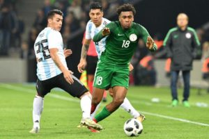England legend Keown: Iwobi plays better for Super Eagles than Arsenal