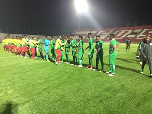 Super Eagles Play Out Goalless Draw With Cameroon In Friendly Match