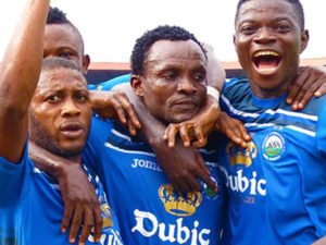 Happy Homecoming As Enyimba Snatch Dramatic Win