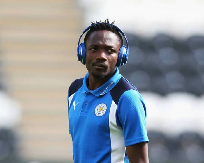 Ahmed Musa's future at Leicester City under review
