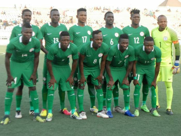 Super Eagles rule out any more test games before CHAN opener