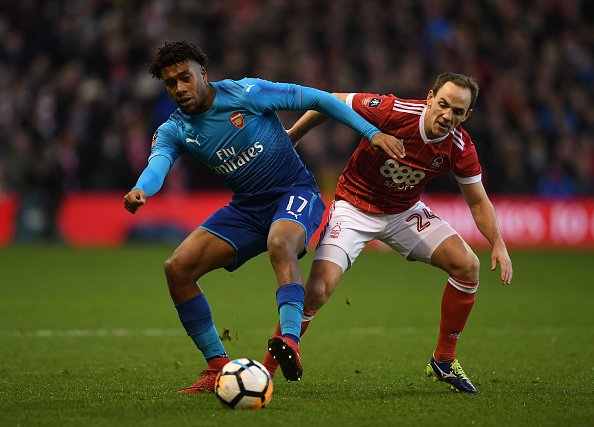 Alex Iwobi to be fined for partying ahead of Arsenal's FA Cup exit – Arsene Wenger