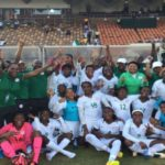 Falconets thrash South Africa 6-0 to qualify for FIFA U20 Women's World Cup