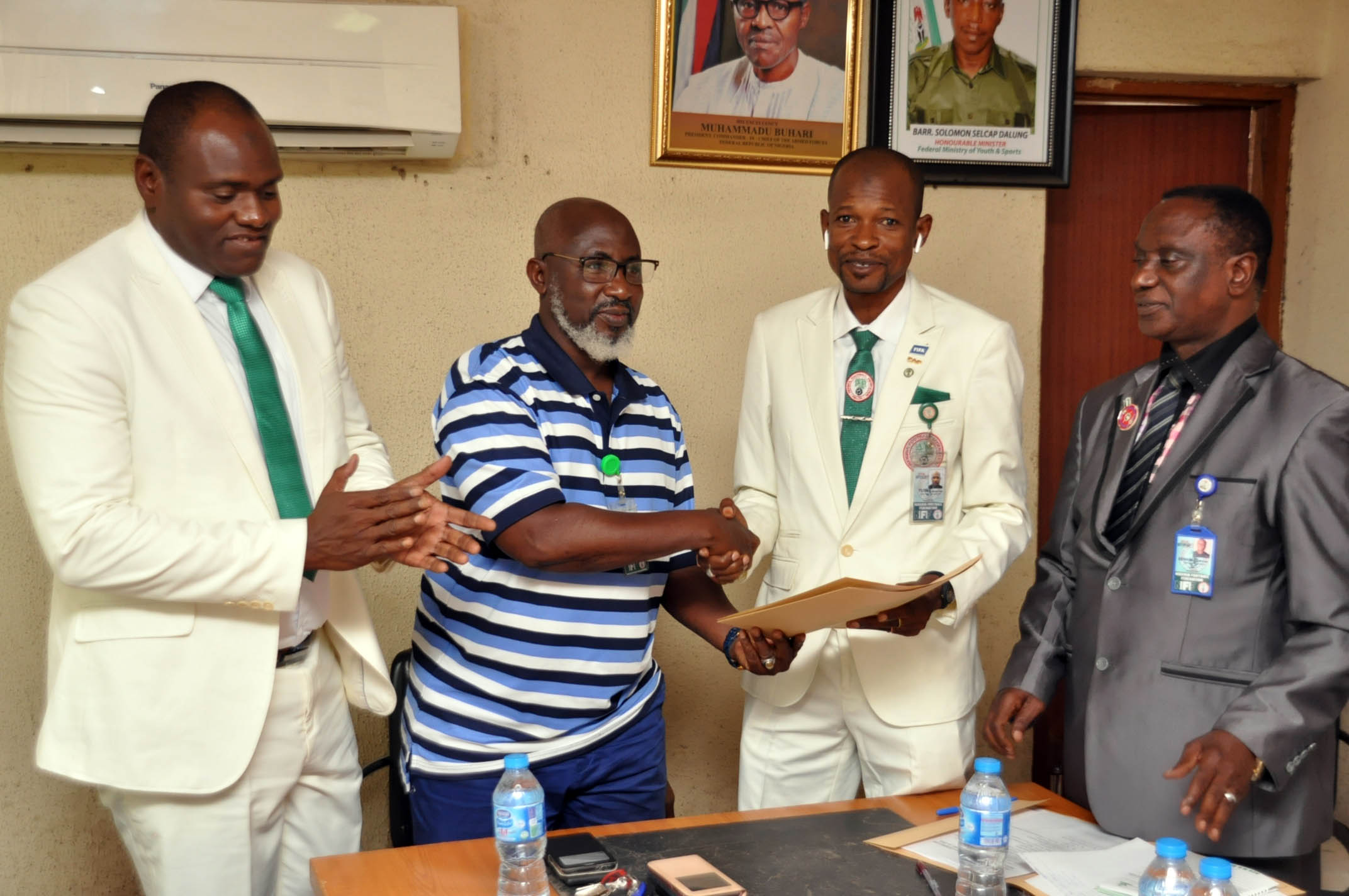 NFF inaugurates Technical and Development committee