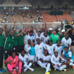 Falconets beat Basetsana to put one firm leg in France