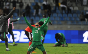 Super Eagles Apologise to Nigerians Over their heavy lost to Morocco at the CHAN Final