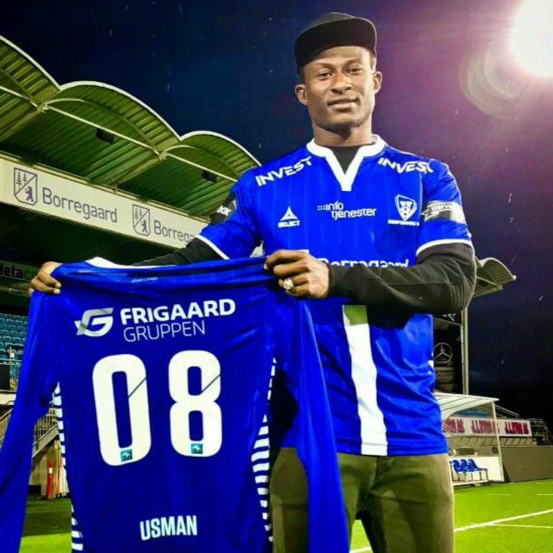 Sarpsborg Usman Mohammed Explains Reasons Behind Failed Move To LaLiga Giants Barcelona