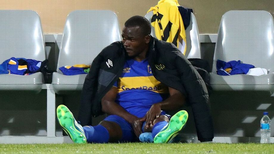 Real Reason Why Former Super Eagles Ace Obinna Nsofor Was Sacked By PSL Side Cape Town City