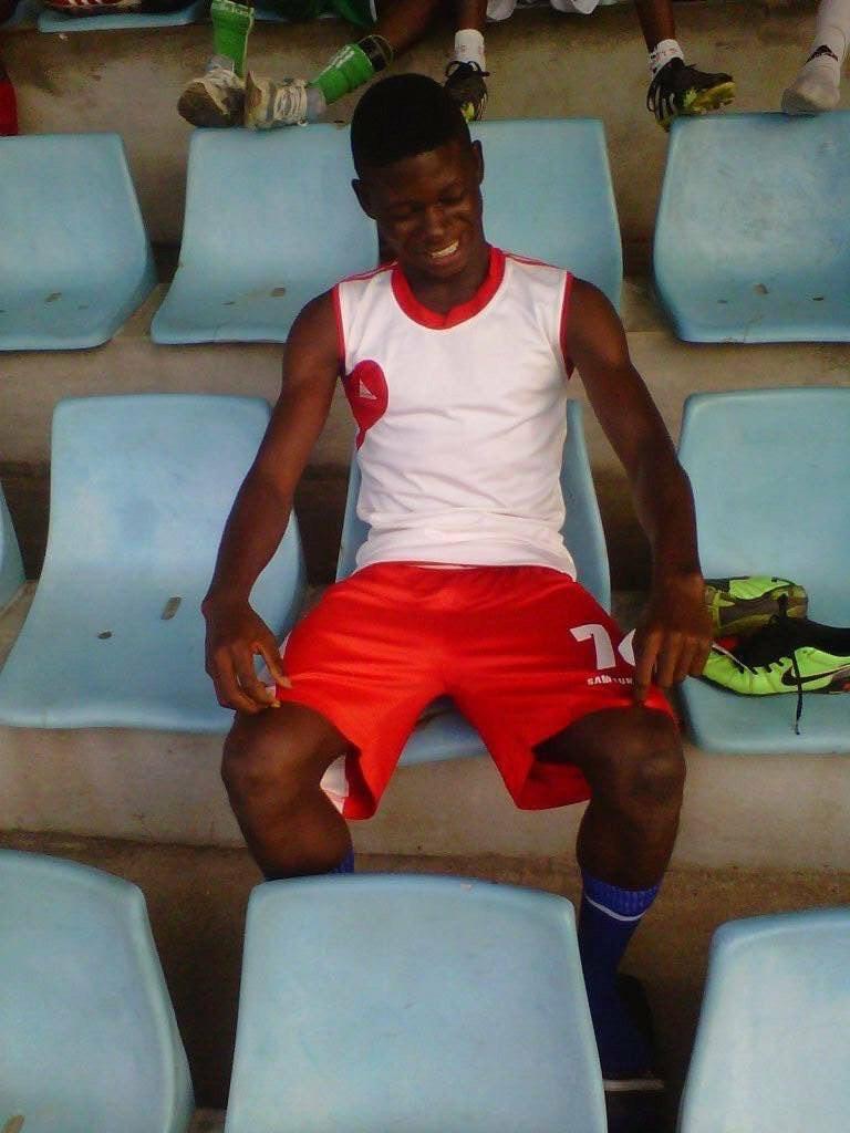 """Kuban  Krasnodar ask FA For """"Special"""" Permission To Unleash 17 Year Old Nigerian David Emmanuel"""