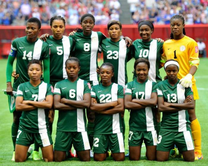 Super Falcons get €40,000 for France friendly