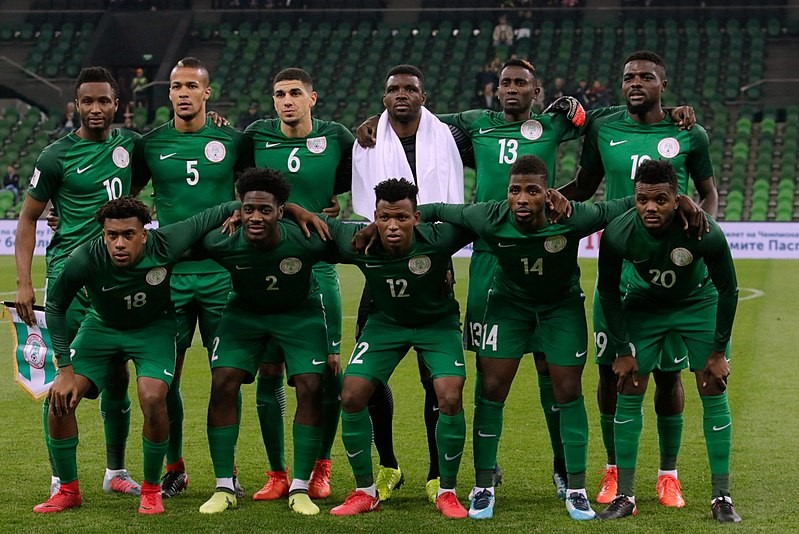 Nigeria Should Target Group Success at 2018 World Cup