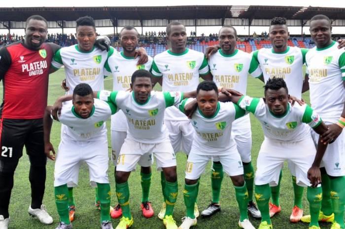 NPFL Champions Plateau Utd FC beats Eding Sports 3-0 in CAF Champions League
