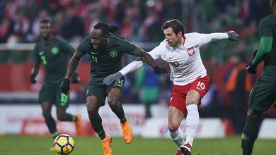 Skipper Mikel Applauds Eagles Over Win Vs Poland, Hails Goalscorer Moses