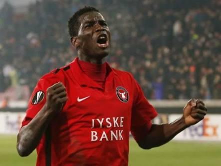 Rohr Explains Why He Snubbed FC Midtjylland Striker Paul Onuachu