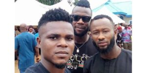 NPFL Stars Show Last Respect As Chinedu Udorji Laid To Rest In Anambra State