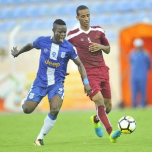 Daniel Etor nominated for Best Foreign Player Award in Oman