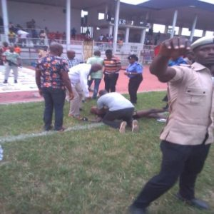 Plateau United Want Heartland Punished After Fans' Attack On Referee