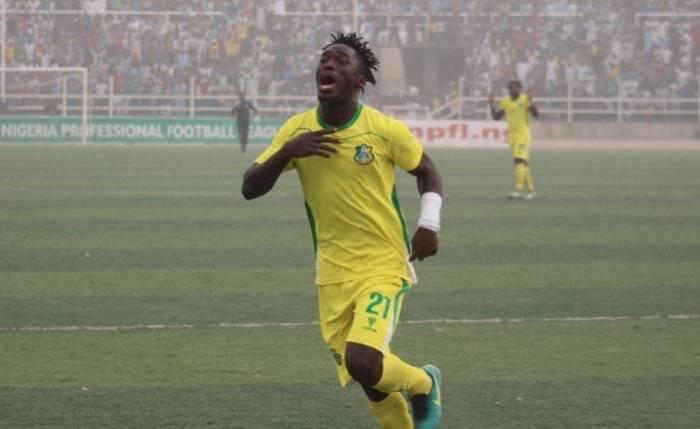 Junior Lokosa scores 14th goal as Kano Pillars thrash FC Ifeanyiubah